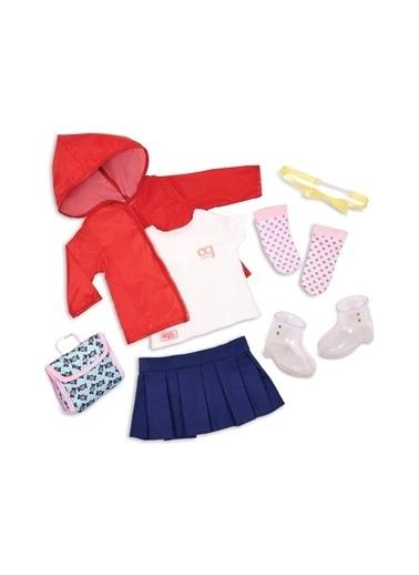 Our Generation Our Generation Rainy Day Scholl Oyuncak Bebek Kıyafeti Renkli